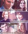 The Cullen's in love