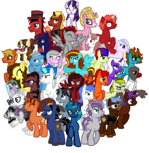 The League of Analysis Bronies