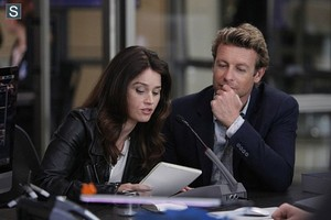 The Mentalist- Episode 6.19- Brown Eyed Girls- Promotional 写真