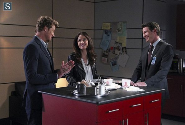 The Mentalist- Episode 6.19- Brown Eyed Girls- Promotional Photos