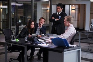 The Mentalist- Episode 6.19- Brown Eyed Girls- Promotional fotografias