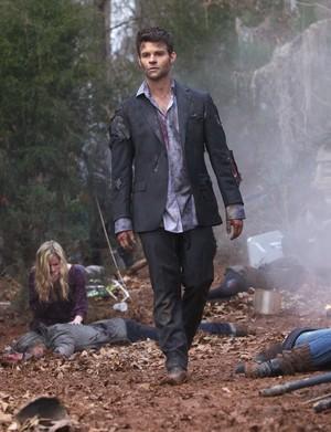 The Originals 1x19: An Unblinking Death