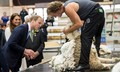 The Royal Couple Celebrates Easter Early - prince-william photo
