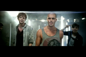 The Wanted Lightning