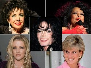 The Women In Michael's Life