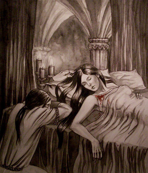 The death of Aredhel