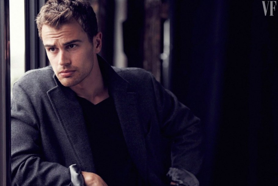 Theo James Quotes. QuotesGram