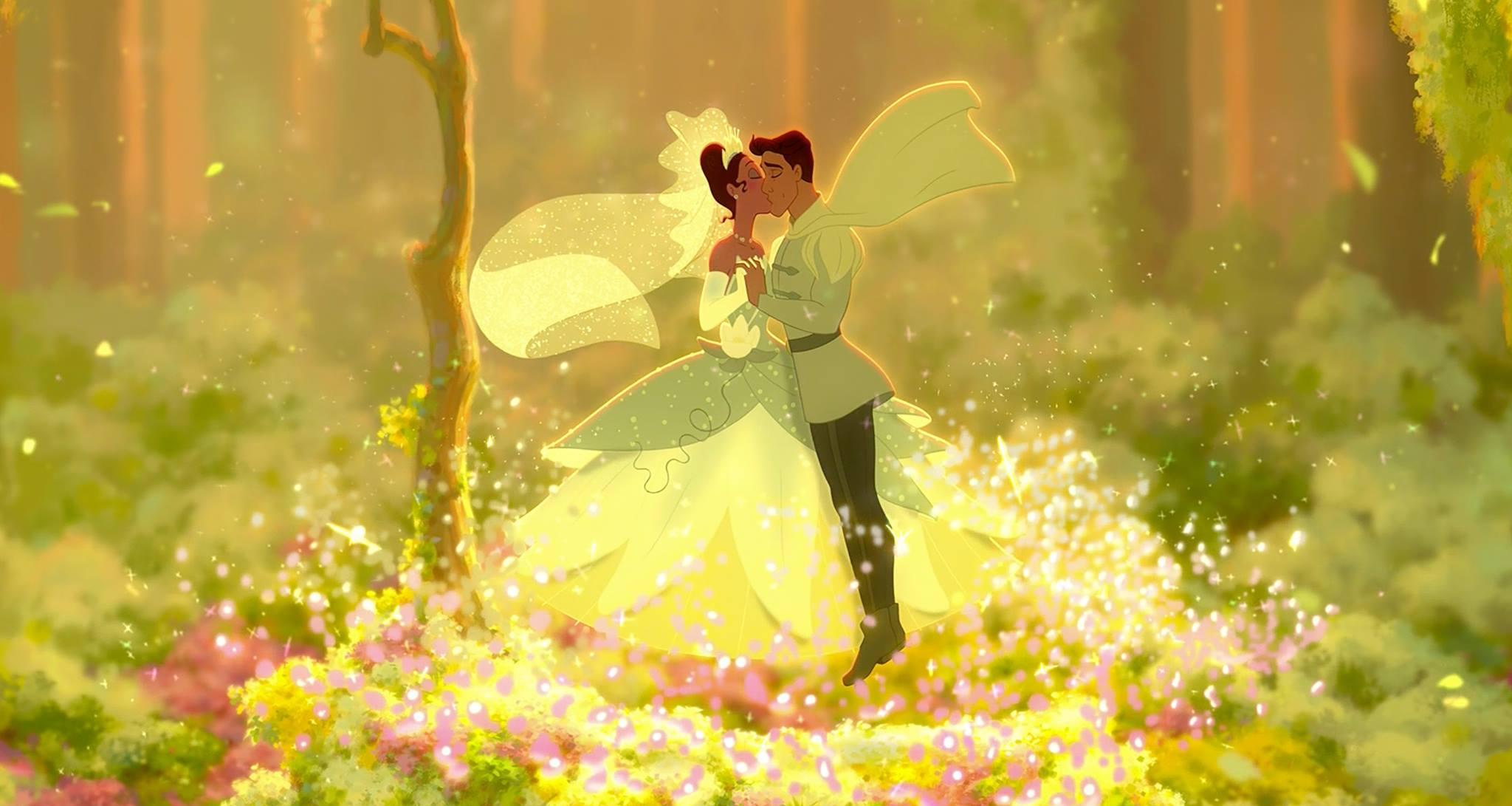 Tiana and Naveen - Disney Princess Photo (36955443) - Fanpop