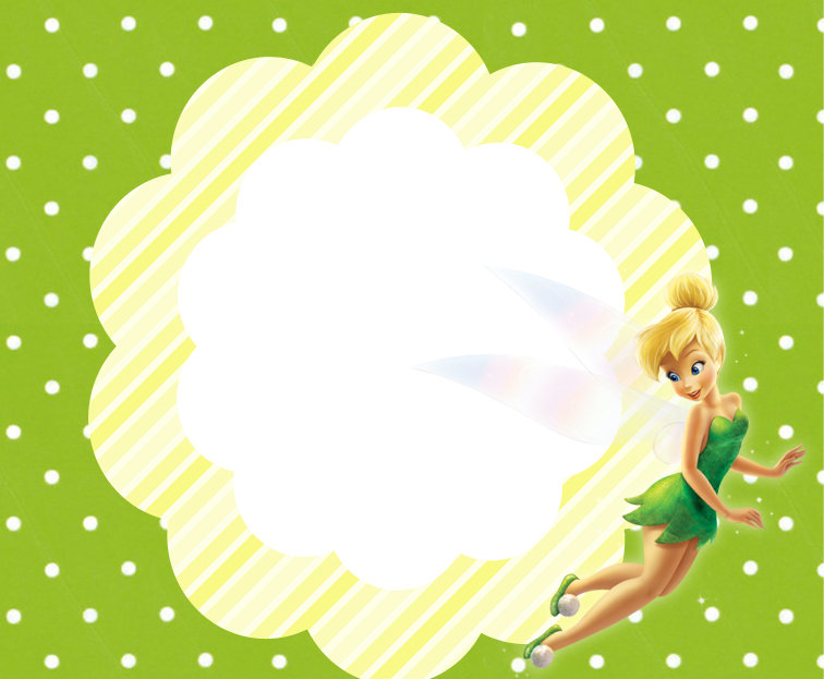 Tinkerbell - Give aways