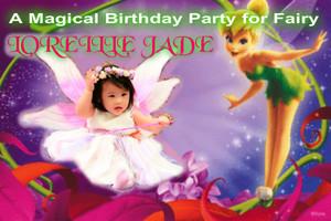 Tinkerbell - Loreille Jade