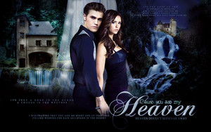 Together, forever: Stefan and Elena