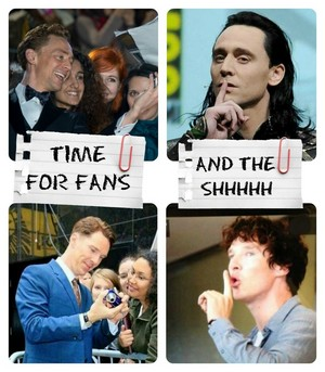 Tom and Ben ♥