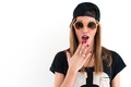 Tomboy KC - Stunna Shades - katie-cassidy photo