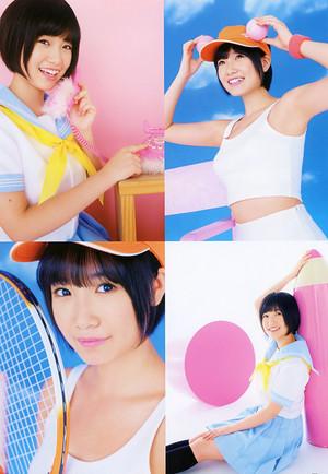 Tomonaga Mio UTB 2014.06