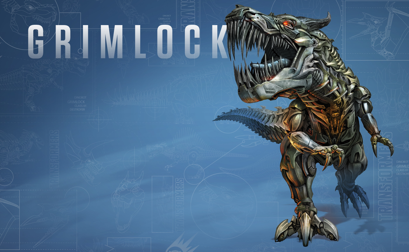 Transformers: Age Of Extinction 12 Characters Concept Art Wallpaper