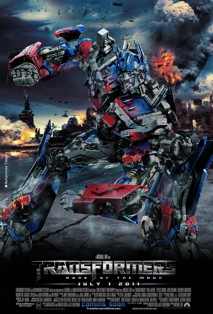 The Transformers Transformers posterTransformers 5 Poster