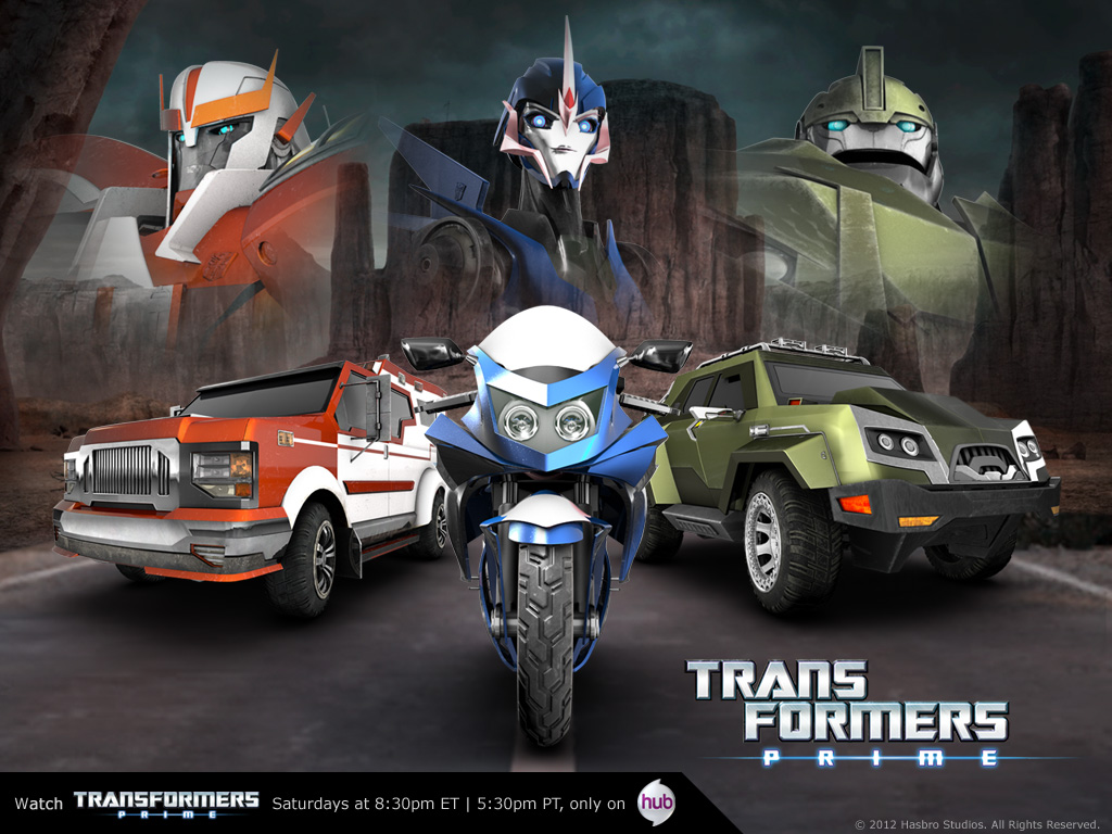 The Transformers image...