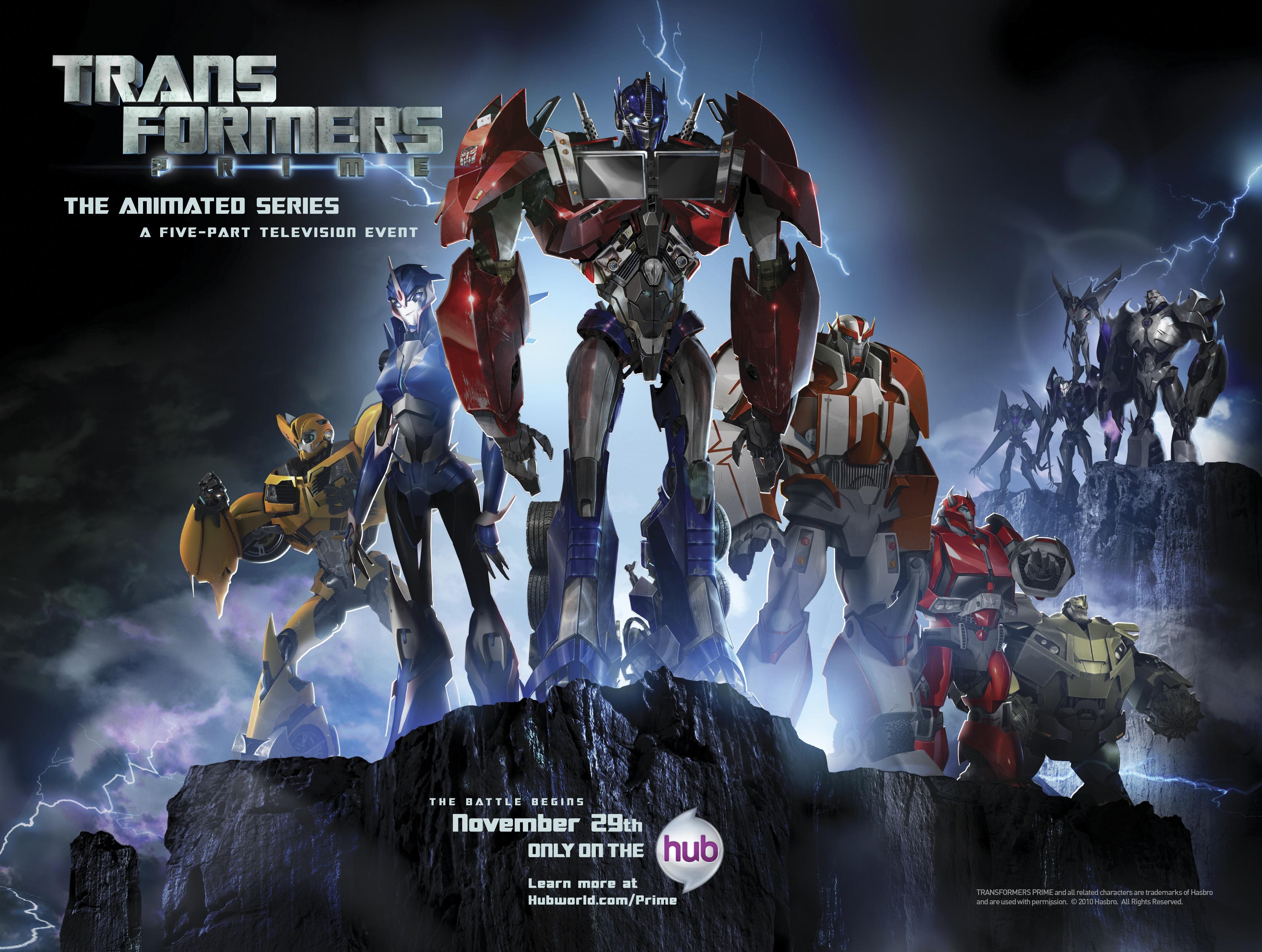 Transformers Prime The Transformers Foto Fanpop