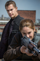 Tris and Four - divergent photo