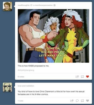 Tumblr Coincidences