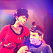 Uhura and Spock - uhura icon
