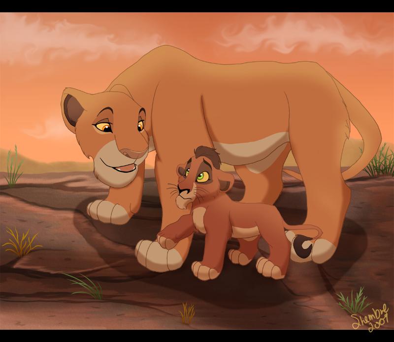 Uru and Taka (Scar)