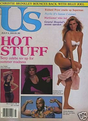 Us magazine, July 1983