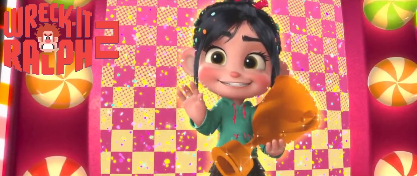 Vanellope is coming back in Wreck-It Ralph 2