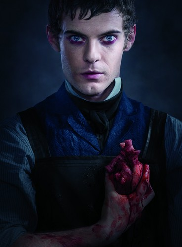 Penny Dreadful wallpaper titled Victor Frankenstein