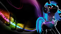 Vinyl Scratch Wallpaper