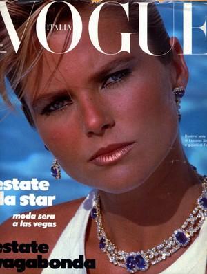 Vogue Italia 1983