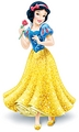 Walt Disney afbeeldingen - Princess Snow White