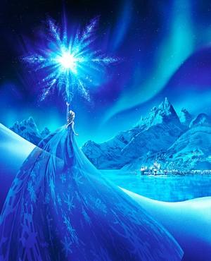 Walt disney Posters - Frozen - Uma Aventura Congelante