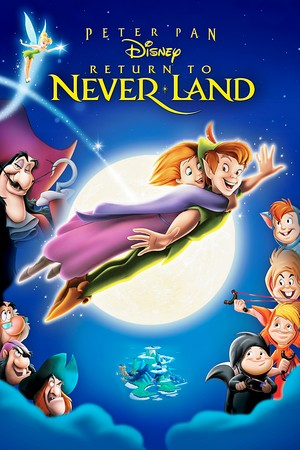 Walt ディズニー Posters - Peter Pan 2: Return to Never Land