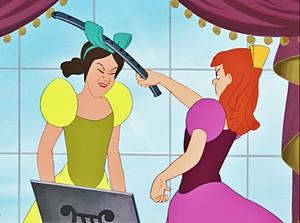 Walt ডিজনি Screencaps - Drizella Tremaine & আনাস্তেসিয়াa Tremaine