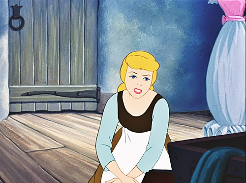Karakter Walt Disney kertas dinding probably with Anime titled Walt Disney Screencaps - Princess Cinderella