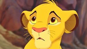 Walt ডিজনি Screencaps - Simba