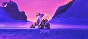 Walt डिज़्नी Screencaps - Sven & Kristoff Bjorgman
