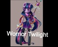Warrior girl - my-little-pony-friendship-is-magic photo