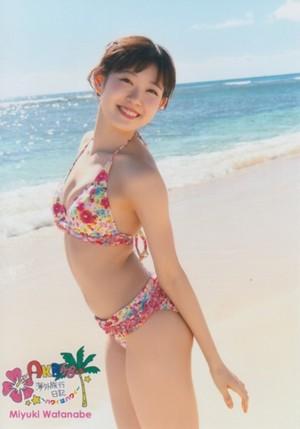 Watanabe Miyuki ~Hawaii wa Hawaii~