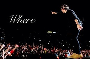 Where We Are Tour ♥