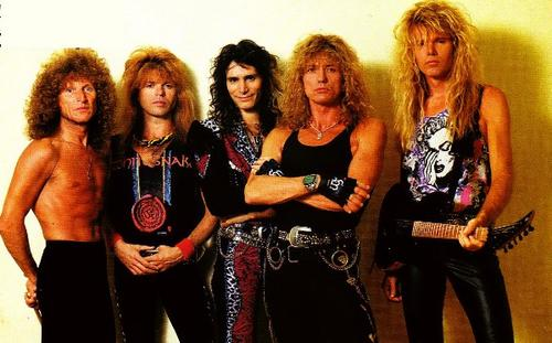 Whitesnake - Whitesnake Photo (36987352) - Fanpop