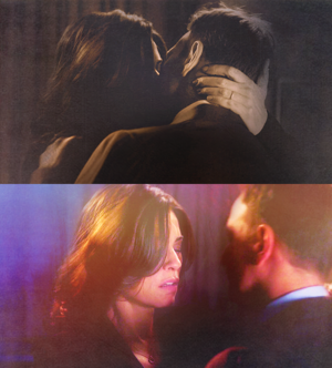 Will and Alicia ✖ Kiss