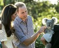 William & Catherine Australia - Taronga Zoo - prince-william photo