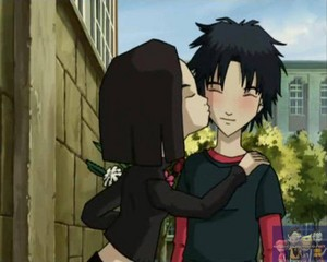 William and Yumi - Code Lyoko