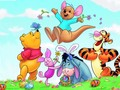 disney - Winnie The Pooh And Friends wallpaper