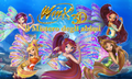 Winx Club 3rd Movie Italian Poster - the-winx-club photo