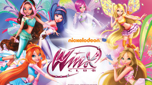 Winx club Believix 3D