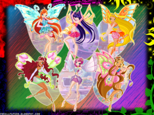 Winx club Enchantix