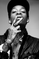 Wiz Khalifa - music photo